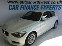 USED 2012 62 BMW 1 SERIES 1.6 114I SE 5d 101 BHP