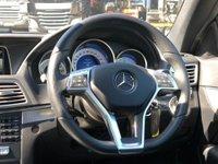 USED 2013 63 MERCEDES-BENZ E-CLASS 2.1 E220 CDI AMG Sport 7G-Tronic Plus 2dr ParkAssist/HeatedSeats/Nav