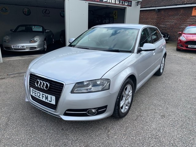 AUDI A3 at Euxton Sports and Prestige