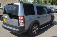 USED 2013 62 LAND ROVER DISCOVERY 3.0 SD V6 Panel Van 4X4 5dr TOW PACK*LEATHER*SAT NAV*DAB