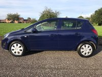 USED 2014 64 VAUXHALL CORSA 1.2 i ecoFLEX 16v Design (s/s) 5dr (a/c) Low Miles! £30 Tax! 2 Owners!