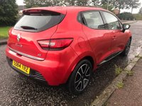 USED 2014 64 RENAULT CLIO 1.5 dCi ENERGY Dynamique MediaNav (s/s) 5dr Free Tax ! 2 Owners ! Nav !