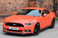 USED 2016 16 FORD MUSTANG 5.0 V8 GT Fastback 2dr **NOW SOLD**