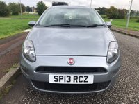 USED 2013 13 FIAT PUNTO 1.2 8V Easy 3dr EU5 Low Miles ! F/S/H !