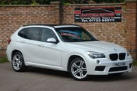 USED 2012 62 BMW X1 2.0 SDRIVE18D M SPORT 5d AUTO 141 BHP
