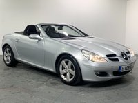 USED 2006 06 MERCEDES-BENZ SLK 3.0 SLK280 2d AUTO 231 BHP