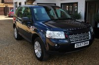 USED 2007 57 LAND ROVER FREELANDER 2.2 TD4 HSE 5d AUTO 159 BHP Service history in great condition