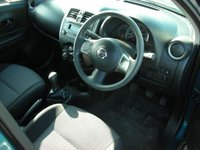 USED 2014 14 NISSAN MICRA 1.2 VISIA 5d 79 BHP 1 Previous owner - Low miles - Cat S