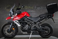 USED 2018 14 TRIUMPH TIGER 800 XC ABS ALL TYPES OF CREDIT ACCEPTED GOOD & BAD CREDIT ACCEPTED, OVER 700+ BIKES IN STOCK