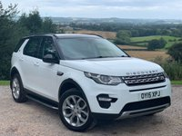 2015 LAND ROVER DISCOVERY SPORT 2.2 SD4 HSE 5d AUTO 190 BHP 7 SEAT £21485.00