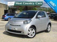 USED 2011 11 TOYOTA IQ 1.3 VVT-I IQ3 3d 97 BHP Very Low Mileage Toyota IQ