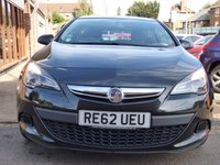 USED 2012 62 VAUXHALL ASTRA 1.6 GTC SPORT 3d 177 BHP LOW MILEAGE WITH FULL SERVICE HISTORY