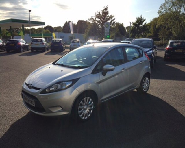 2010 59 FORD FIESTA 1.4 EDGE