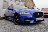 USED 2018 18 JAGUAR XF Sportbrake R Sport AWD 2.0d Auto 5dr ( 240 bhp ) One Owner From New Low Mileage Over £8k Worth of Extras Unbelievable Spec Rare AWD