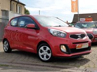 USED 2013 63 KIA PICANTO 1.0 1 3d 68 BHP PLEASE CALL IF YOU DONT SEE WHAT YOUR LOOKING FOR AND WE WILL CHECK OUR OTHER BRANCHES.  WE HAVE  OVER 100 CARS IN DEALER STOCK