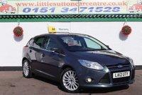 2012 FORD FOCUS 2.0 TITANIUM X TDCI 5d 161 BHP £7000.00