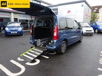 USED 2013 13 PEUGEOT PARTNER 1.6 HDI TEPEE S 5d % Seats+ Winch