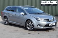 2014 TOYOTA AVENSIS 2.0 D-4D Icon Business Edition 5dr £4480.00