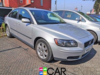 View our 2005 55 VOLVO S40 1.8 S 4d 125 BHP