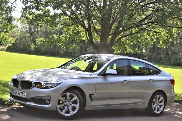 2016 16 BMW 3 SERIES 2.0 320D SE GRAN TURISMO 5d 188 BHP-