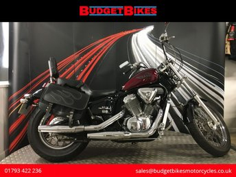 View our HONDA VT600