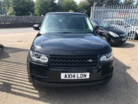 USED 2014 LAND ROVER RANGE ROVER 3.0 TDV6 VOGUE 5d AUTO 258 BHP