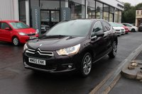 USED 2015 65 DS DS 4 1.6 BlueHDi DStyle Nav (s/s) 5dr