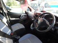 USED 2014 14 PEUGEOT PARTNER 1.6 HDI TEPEE S 5d 92 BHP WHEELCHAIR ACCESS WAV + 3 SEATS