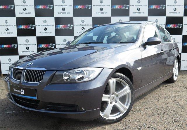 2005 05 BMW 3 SERIES 2.5 325I SE 4d 215 BHP