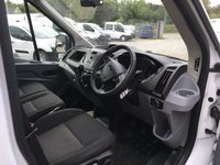 USED 2016 16 FORD TRANSIT 2.2 350 Dropside 124 BHP