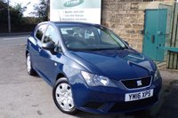 USED 2016 16 SEAT IBIZA 1.0 S 5d 74 BHP One Owner SEAT Service History With ONLY 11,000 Miles !!