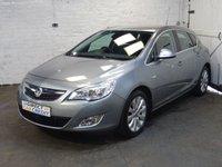 2010 VAUXHALL ASTRA 1.6 SE 5d AUTO 113 BHP £4290.00