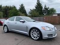 USED 2009 M JAGUAR XF 3.0 V6 PREMIUM LUXURY 4d AUTOMATIC 240 BHP WITH FULL SERVICE HISTORY NO DEPOSIT  FINANCE ARRANGED, APPLY HERE NOW