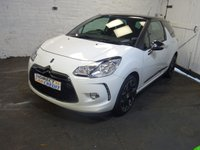 2013 CITROEN DS3 1.6 THP DSPORT PLUS 3d 150 BHP £6490.00