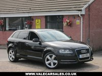 USED 2011 11 AUDI A3 1.6 TECHNIK (LOW MILEAGE) 5dr LOW MILEAGE WITH FULL SERVICE HISTORY