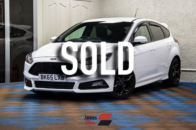 USED 2015 65 FORD FOCUS 2.0 ST-2 TDCI 5d 183 BHP