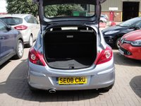 USED 2008 08 VAUXHALL CORSA 1.4 SXI 16V 3d 90 BHP ANY PART EXCHANGE WELCOME, COUNTRY WIDE DELIVERY ARRANGED, HUGE SPEC