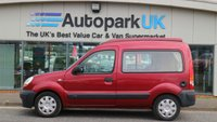 USED 2006 56 RENAULT KANGOO 1.5 SL 17 DCI 1d 86 BHP LOW DEPOSIT OR NO DEPOSIT FINANCE AVAILABLE