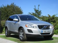 USED 2010 60 VOLVO XC60 2.0 D3 SE LUX 5d AUTO 161 BHP
