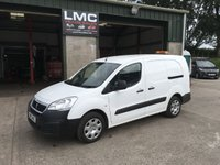 USED 2017 17 CITROEN BERLINGO 1.6 625 ENTERPRISE L1 BLUEHDI 1d 74 BHP