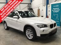 "USED 2014 14 BMW X1 2.0 XDRIVE18D SPORT 5d AUTO 141 BHP Full Service History, Satellite Navigation, Bluetooth Phone with USB Audio, Rear Parking Sensors, DAB Radio, Voice Controls, Auto Lights and Wipers, Dual Zone Climate Control, 4 x Electric Windows, Electric Mirrors, Remote Locking with 2 Keys, 17"" Alloys"