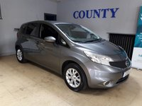 USED 2014 14 NISSAN NOTE 1.2 ACENTA PREMIUM 5d 80 BHP * TWO OWNERS WITH HISTORY *