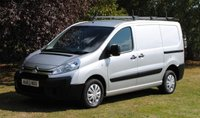 2013 CITROEN DISPATCH 1.6 1000 L1H1 ENTERPRISE HDI 1d 89 BHP £SOLD