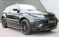 USED 2016 16 LAND ROVER RANGE ROVER EVOQUE 2.0 TD4 HSE DYNAMIC 3d AUTO 177 BHP **STEALTH PACK/PAN ROOF/COUPE**