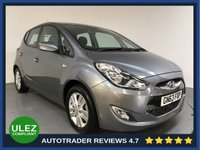 USED 2013 63 HYUNDAI IX20 1.6 ACTIVE 5d 123 BHP SERVICE HISTORY - ULEZ OK - REAR PARKING SENSORS - AIR CON - BLUETOOTH - CD PLAYER - 16' ALLOYS