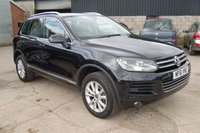 USED 2011 61 VOLKSWAGEN TOUAREG 3.0 V6 SE TDI BLUEMOTION TECHNOLOGY 5d AUTO 237 BHP MF61VNE 2011 VOLKSWAGEN TOUAREG 3.0 V6 SE TDI BLUEMOTION TECHNOLOGY 5 DOOR AUTOMATIC 240 BHP 4x4 SUV HEATED LEATHER SEATS DAB RADIO SAT NAV CRUISE & CLIMATE - FSH LONG MOT WARRANTY & FINANCE AVAILABLE