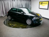 USED 2014 14 AUDI A1 1.6 SPORTBACK TDI SPORT 5d 103 BHP £0 DEPOSIT FINANCE AVAILABLE, AIR CONDITIONING, AUX INPUT, BLUETOOTH CONNECTIVITY, CLIMATE CONTROL, HEATED DOOR MIRRORS, START/STOP SYSTEM, STEERING WHEEL CONTROLS, TRIP COMPUTER, VOICE CONTROLS