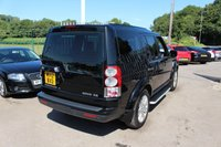 USED 2012 12 LAND ROVER DISCOVERY 3.0 4 SDV6 XS 5d AUTO 255 BHP