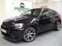 2012 BMW X6  3.0 30d xDrive 5dr AUTO £17990.00