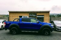 USED 2016 66 FORD RANGER 3.2 LIMITED 4X4 DCB TDCI 1d AUTO 197 BHP 2016 Ford Ranger 3.2 TDCI LIMITED 4x4 Pick up 6 Speed AUTO